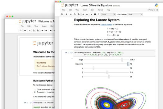 Jupyter communication