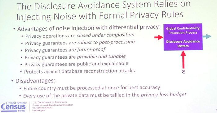 Kdd2018 Fig8 Disclosure Avoidance System