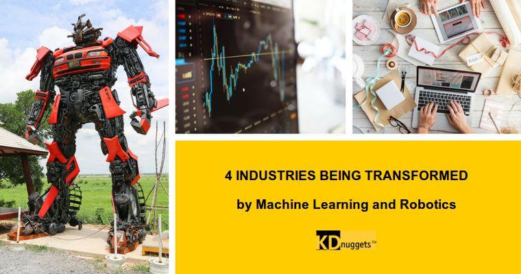 machine learning in robotics
