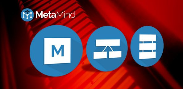 Logo for MetaMind, new deep learning startup