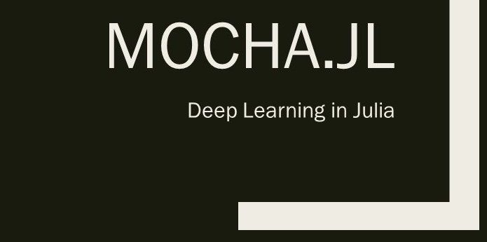 Top Machine Learning Projects for Julia