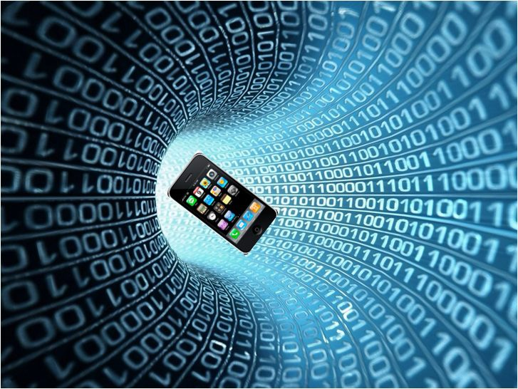 Mobile devices are generating tremendous amounts of big data