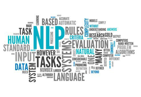 NLP wordcloud