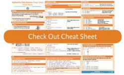 Pandas cheat sheet