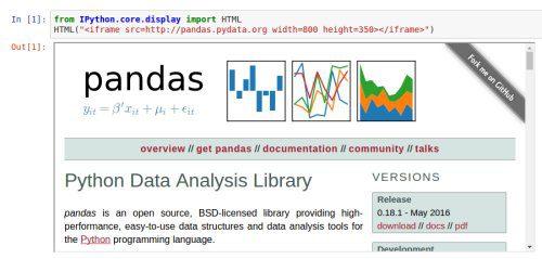 Statistical Data Analysis in Python