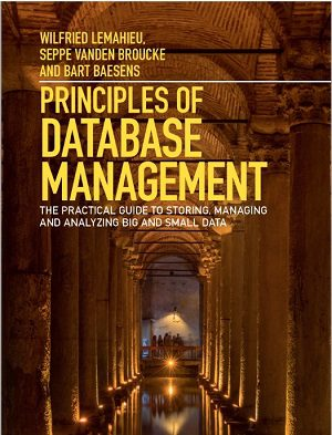 Principles of database management