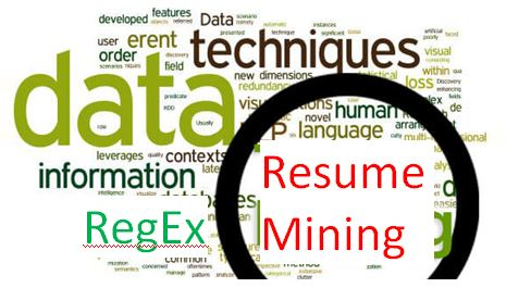 Text Mining 101: Mining Information From A Resume