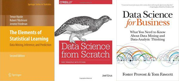 Top 10 Amazon Books in Data Mining, 2016 Edition