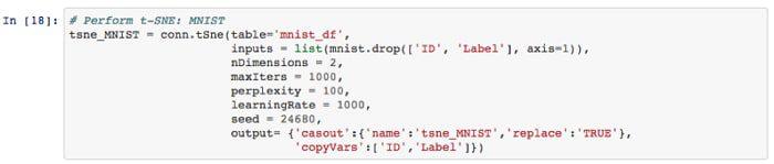 Tsne Example Code7