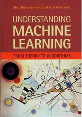 Understanding Machine Learning book