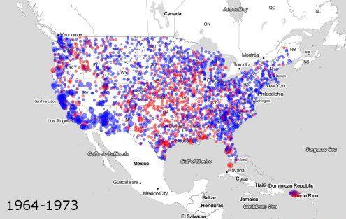 usa-climate-1964-1973