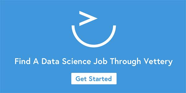 Find A Data Science Job Through Vettery